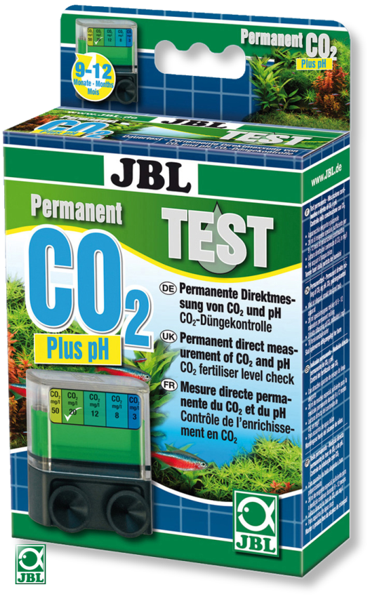 Тест для воды JBL CO2 Permanent Test-Set