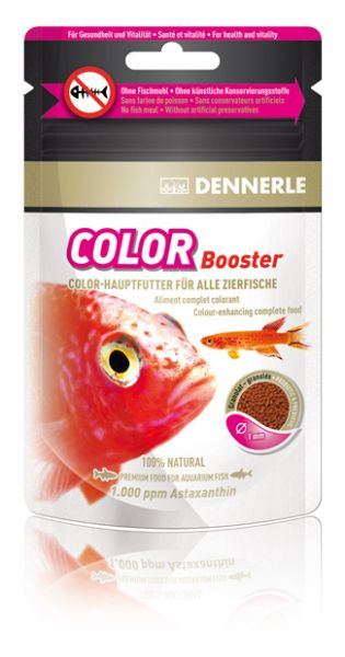 Корм для рыб Dennerle Color Booster 100мл