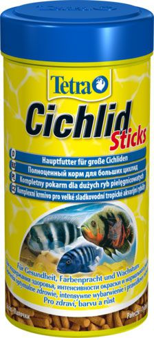 Корм для рыб TetraCichlid Sticks 250мл