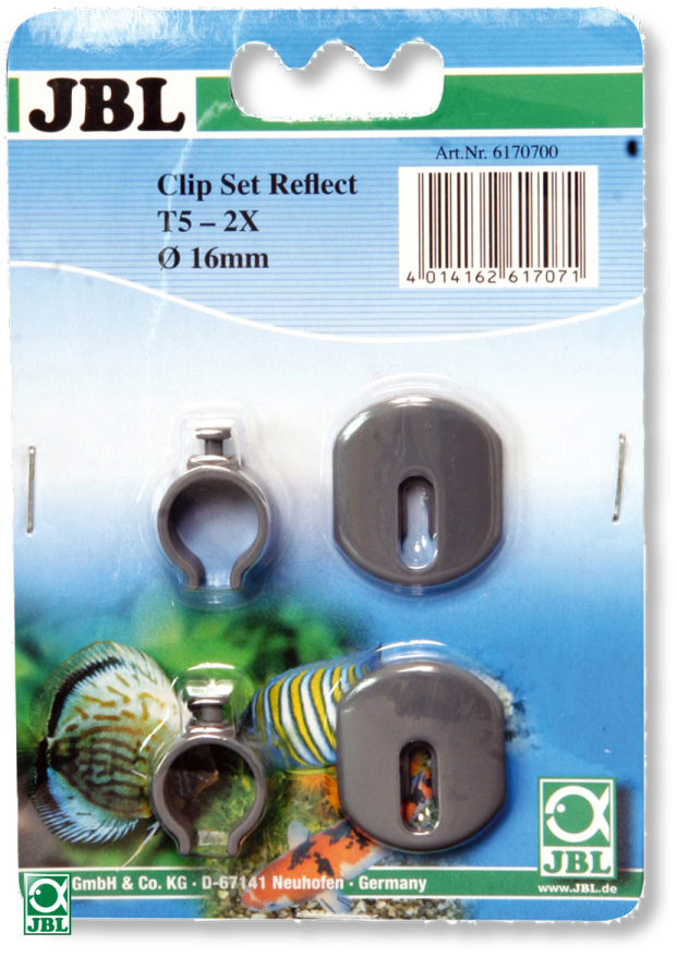 Клипсы для отражателей JBL Clip Set Reflect T5 пластик 2шт