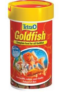 Корм для рыб Tetra Goldfish Food 100мл