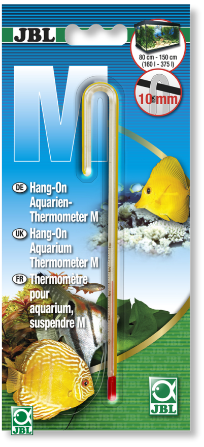 Термометр JBL Hang-on Aquarien-Thermometer M