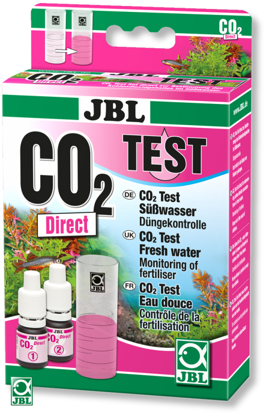 Тест для воды JBL CO2 Direct Test-Set