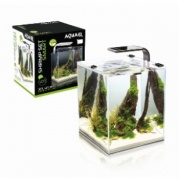 Аквариум Aquael Shrimp Set SmartPlant 10л черный