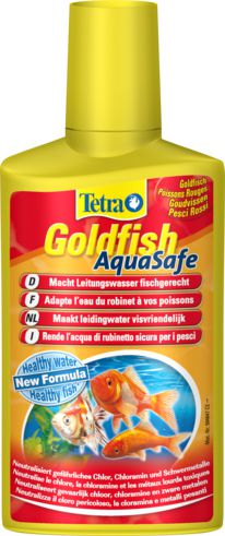 Кондиционер Tetra AquaSafe Goldfish 250мл