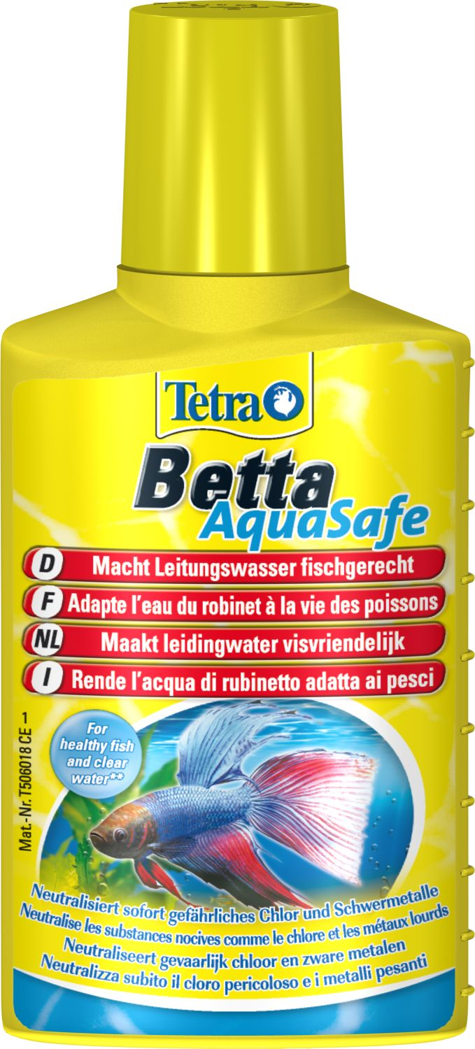 Кондиционер Tetra Betta AquaSafe 100мл