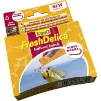 Корм для рыб Tetra FreshDelica Bloodworms 48г