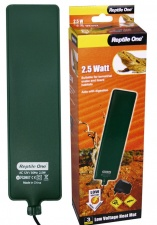 Греющая подушка Reptile One Low Voltage Heat Mat 6х24см 2,5Вт