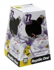 Галогенная лампа Reptile One Halogen Heat Lamp Moonlight 72Вт