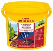 Корм для рыб  Sera Cichlid Red XL 3,8л