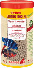 Корм для рыб  Sera Cichlid Red XL Nature 1л