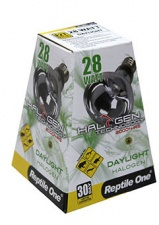 Галогенная лампа Reptile One Halogen Heat Lamp Daylight 28Вт