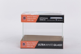 Аквариум UpAqua Crystal Glass Tank S 22 6л