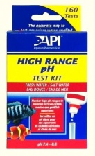 Тест API Hige Range pH Test Kit