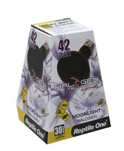 Галогенная лампа Reptile One Halogen Heat Lamp Moonlight 42Вт