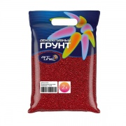 Грунт ArtUniq Color Red 1-2мм 3кг