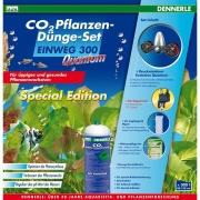 Система CO2 Dennerle Disposable CO2 Plant Fertilizer Set 300 Quantum Special Edition